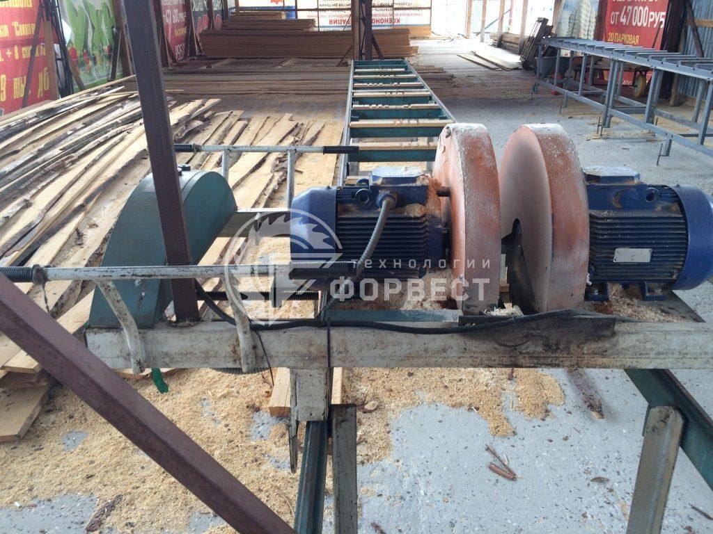 Купить кромильный механический станок фото 732-439